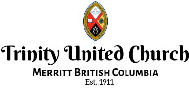 Trinity United Church Merritt BC Logo